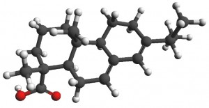 Abietic Acid Picture