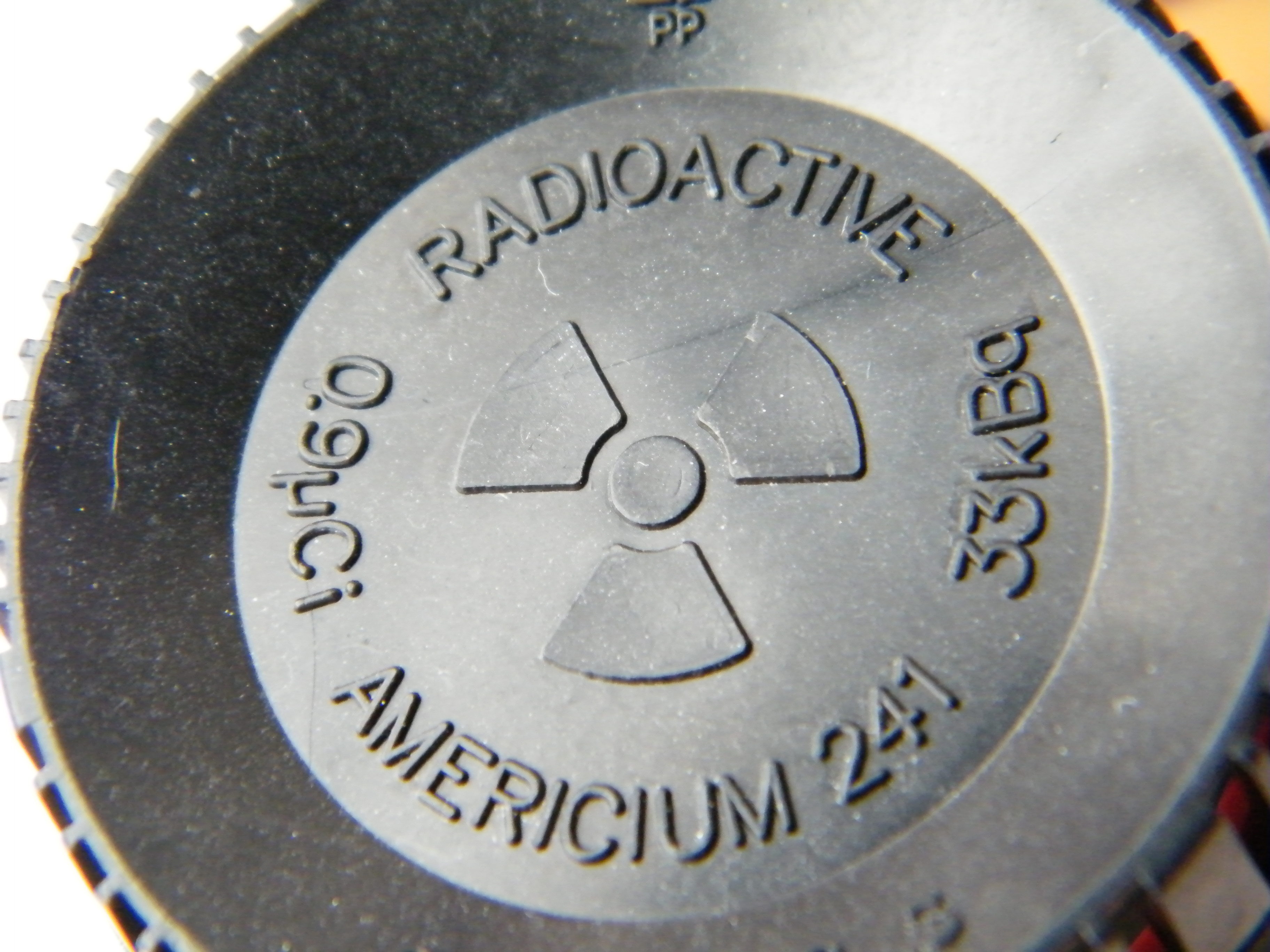 Americium 241 half life decay uses smoke detector msds americium 241 biocorpaavc Image collections