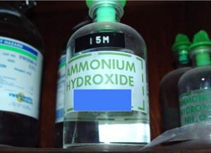 Ammonium Hydroxide Picture
