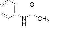 Acetanilide on datasheet or data sheet