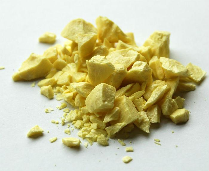 Image result for Sulfur