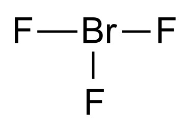 bromine trifluoride formula  properties  reactions  uses  msds