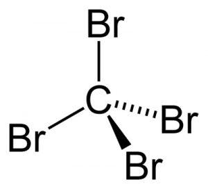Carbon Tetrabromide Picture