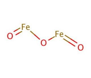Ferric Oxide Facts Formula How To